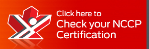 Check your NCCP Certification